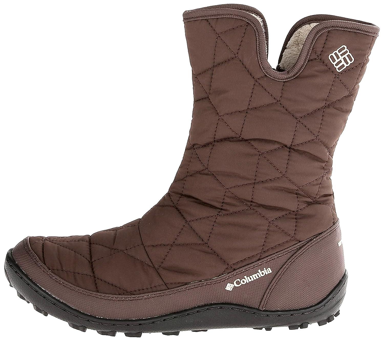 Columbia Women's Minx Slip II Omni-Heat Winter Boot B07B2Z6KHQ 7 B(M) US|Brown