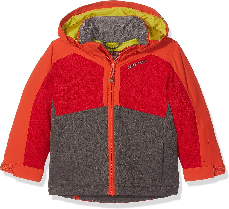 Ziener Aboro Jacket Ski Chaqueta de esquí, Bebé-Niños