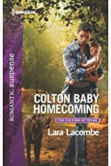 Colton Baby Homecoming (The Coltons of Texas Book 3) Kindle Edition