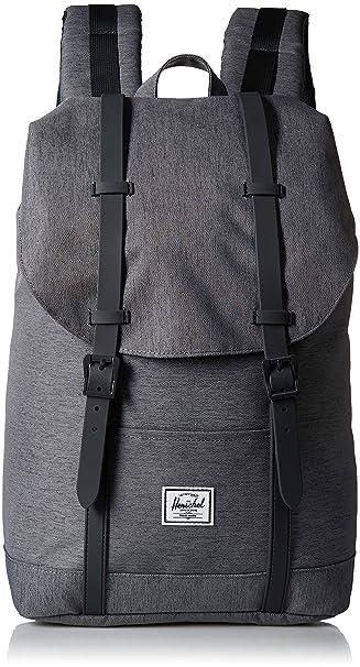"Herschel Backpack Retreat Mid-Volume 13"" Classics Mid Backpacks Poliéster ..."