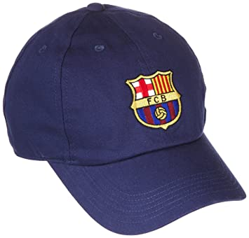 c192d672b09 Nike Heritage 86 1 Children s Cap FC Barcelona blue Midnight Navy tour  Yellow Size