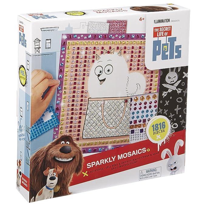 Discount ALEX Toys The Secret Life of Pets Sparkly Mosaics hot sale