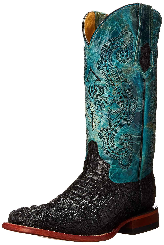 a7b15e07678 Ferrini Women's Print Caiman BT Western Boot