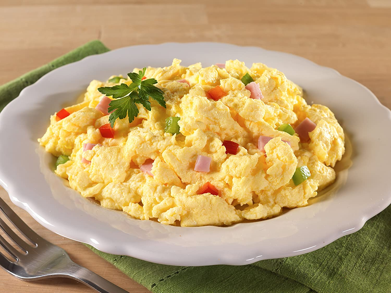 Ham Eggs amazon com mountain house scrambled eggs with ham peppers 10