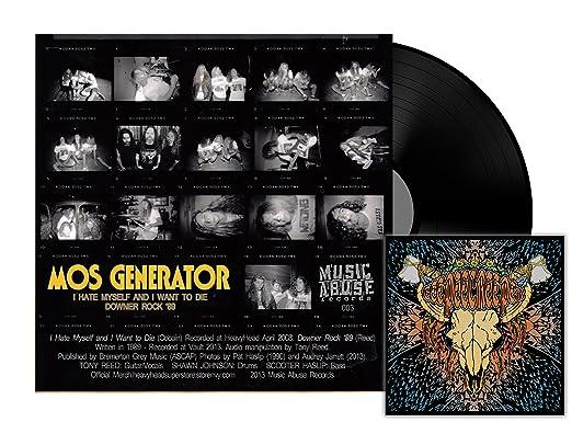 Mos Generator Teepee Creeper Mos Generator Teepee Creeper Split 7 Amazon Com Music