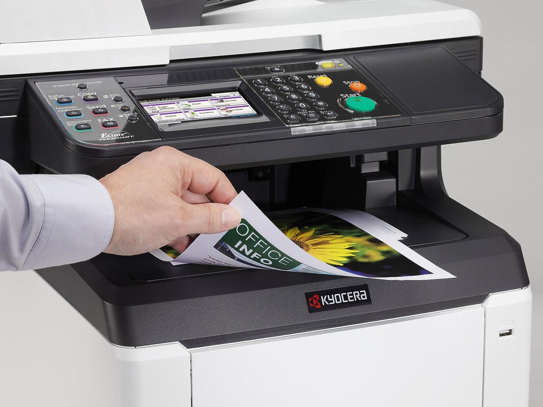 Kyocera ECOSYS FS-C2626MFP MFP Fax Linux