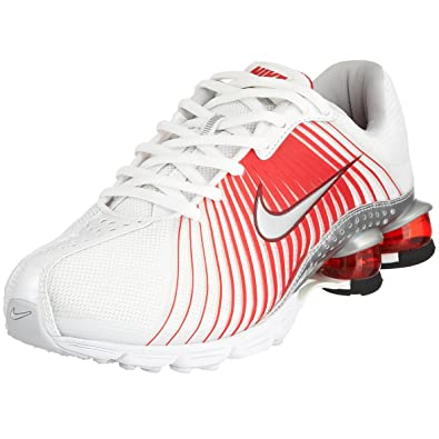 newest 9d401 18fc6 ... coupon for nike shox experience baskets mode femme blanc tr sw.230  07518 f5a86