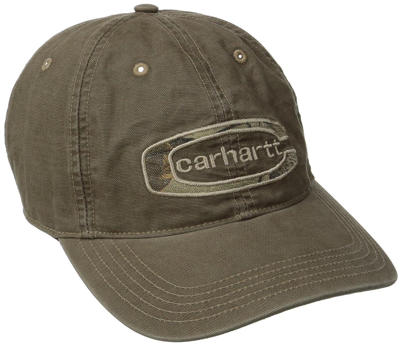 Carhartt Mens Cedarville Cap Black One Size Carhartt Sportswear - Mens 101470-001