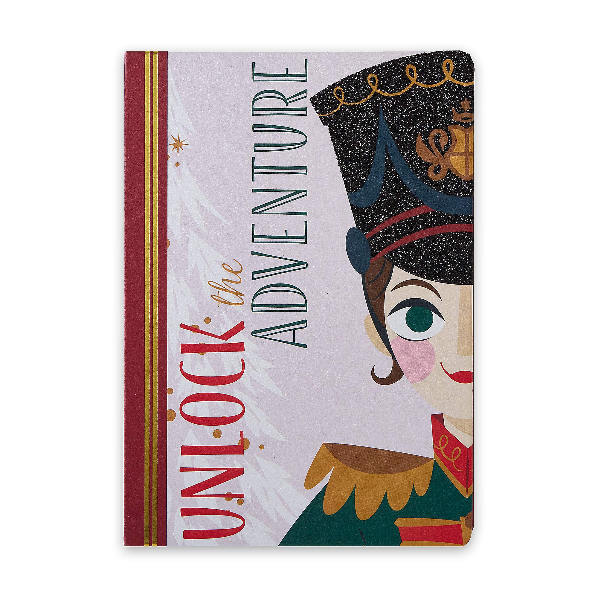 Disney The Nutcracker and The Four Realms Deluxe Notebook Set by Disney