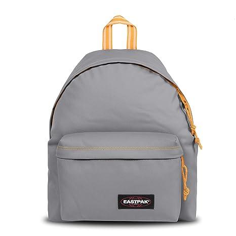 Amazon.com: Eastpak Padded PAKR Backpack (Blackout Concrete): Sports & Outdoors