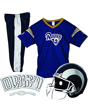 431917cdc Franklin Sports Deluxe NFL-Style Youth Uniform – NFL Kids Helmet