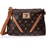 Beverly Hills Polo Club Handbag Brown