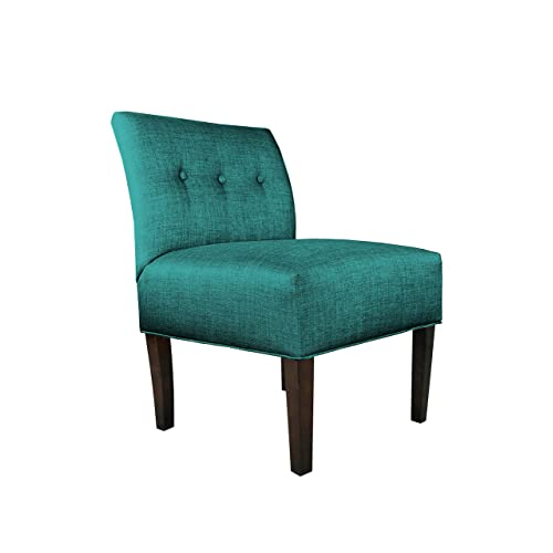 Turquoise Accent Chair: Amazon.com