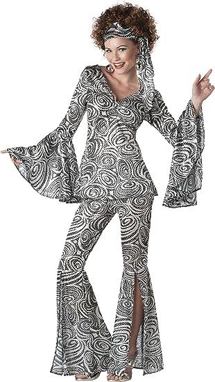 Disfraz disco para mujer - XL: Amazon.es: Juguetes y juegos