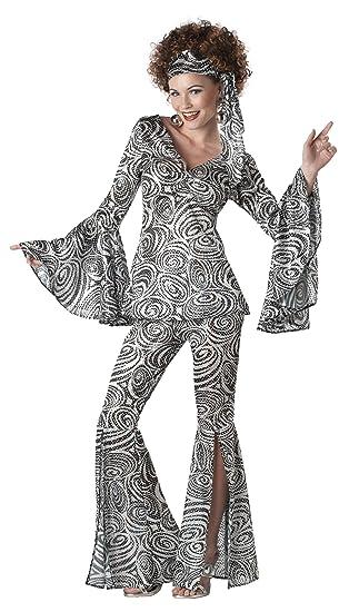 Disfraz Para Y Juegos esJuguetes Mujer Disco XlAmazon ZuPXOwkiT