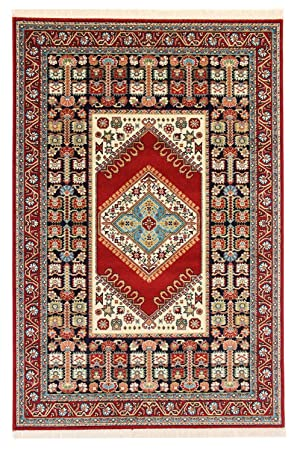 a2z rug traditionnel tapis persan tapis oriental tapis rouge 300 x 80 cm 3 x 0 - Tapis Oriental Rouge