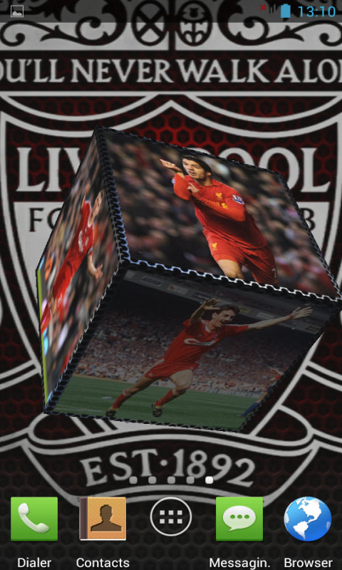 Amazon Com Liverpool Fc 3d Live Wallpaper Appstore For Android
