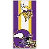 """Officially Licensed NFL Zone Read Beach Towel, 30"""" x 60"""", Multi Color"""