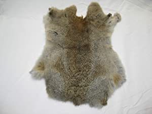 Natural Rabbit Pelt