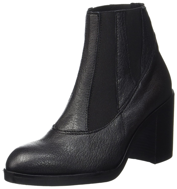 Lilimill Vasco, Chelsea Boots Femme, Gris (Pirit PIR), 38 EU