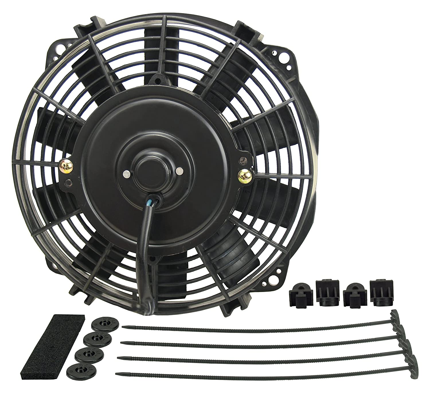 Derale 16908 8' Dyno-Cool High Performance Electric Fan