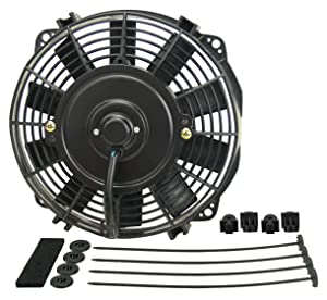 "Derale 16908 8"" Dyno-Cool High Performance Electric Fan"