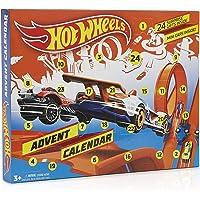 Hot Wheels Calendario Adviento, Calendario De Adviento