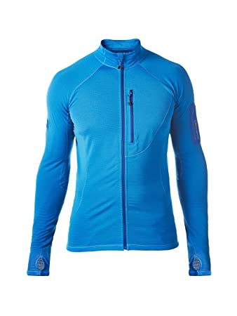 Amazon.com: Berghaus Men's Smoulder Light Fleece Jacket: Sports ...