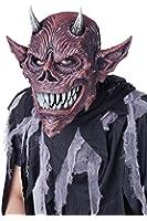 California Costumes Men's Devil's Feast Ani-Motion Mask