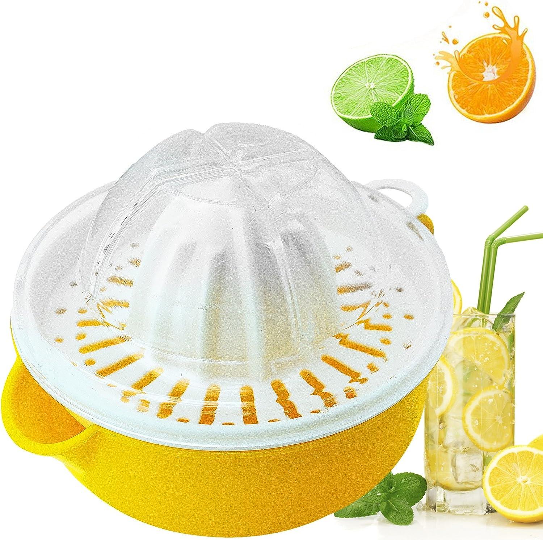 Evelyn Living Manual Lemon Squeezer Press Hand Juicer Citrus Lime Orange Fruit