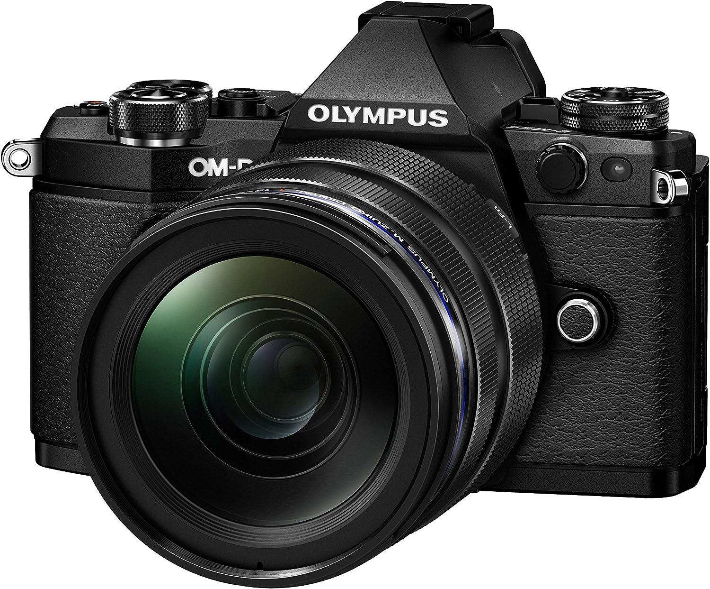 Olympus OM-D E-M5 Mark II, Kit cámara de Sistema Micro Cuatro ...