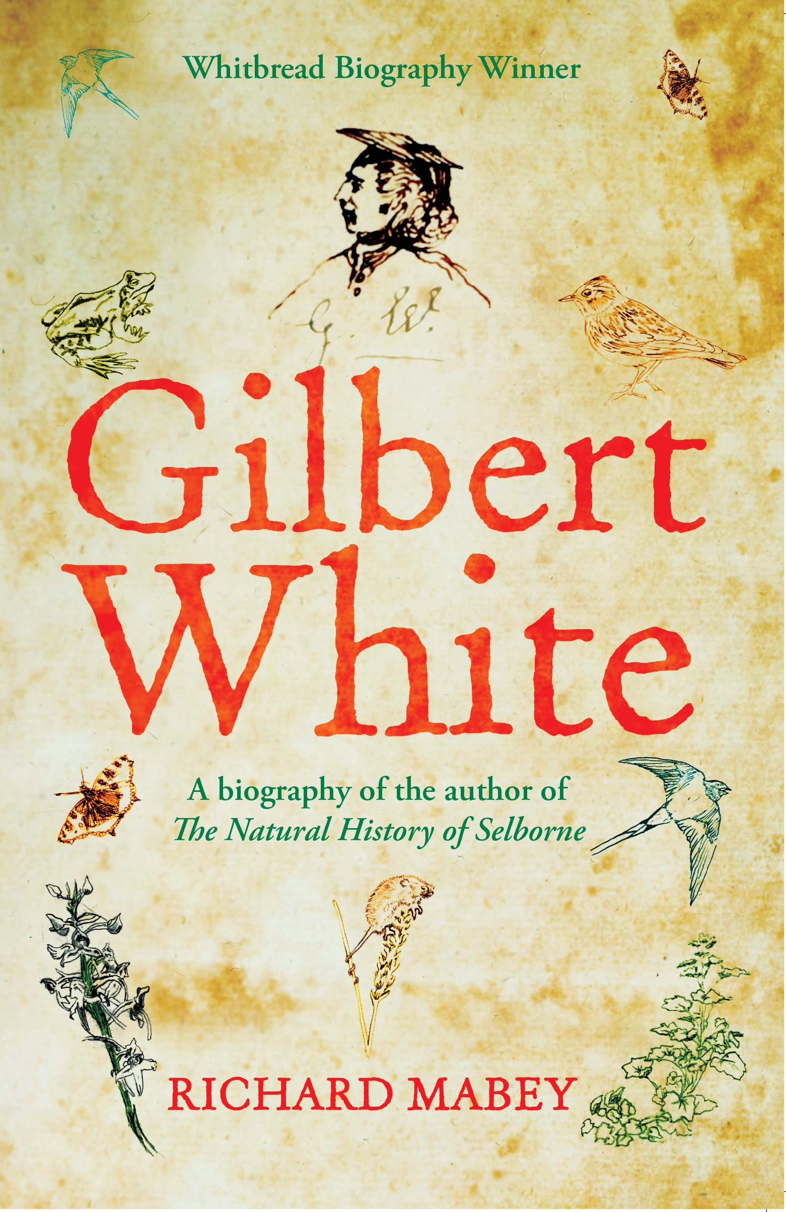 Gilbert White: A biography of the author of The Natural History of Selborne: Amazon.co.uk: Mabey, Richard: 9781861978073: Books