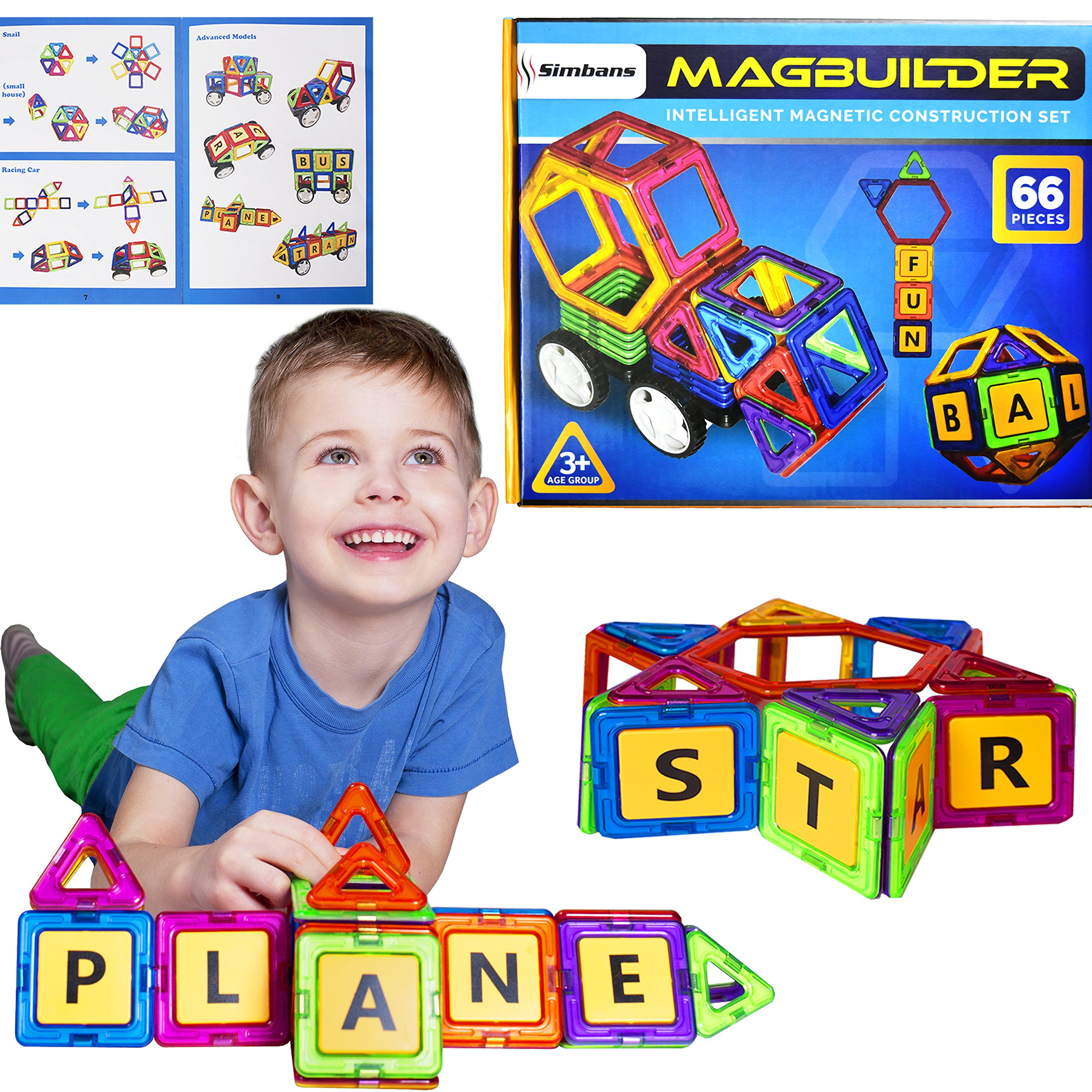 Best Gifts for 4 Year Old Boy Play: Amazon.com