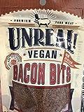 Louisville Vegan Jerky - Unreal Bacon Bits Vegetarian Premium Faux Meat, Non-GMO Certified, Gluten Free (3.5 Ounce)