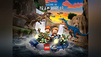 LEGO Jurassic World Legend of Isla Nublar - Season 1