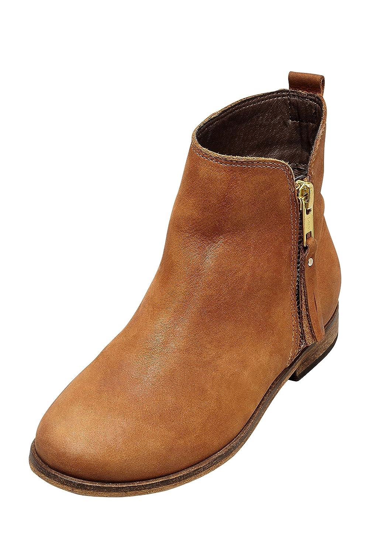 Next para Niñas Botas Botines del Tobillo Chelsea con Cremallera (Niña Mayor): Amazon.es: Zapatos y complementos