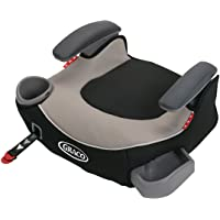 Graco Affix Backless Youth Booster Seat with Latch System, Pierce