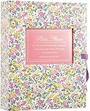 SEKISEI アルバム ポケット ハーパーハウス フレームアルバム Lサイズ 200枚収容 L 151~200枚 花柄 ホワイト XP-3257
