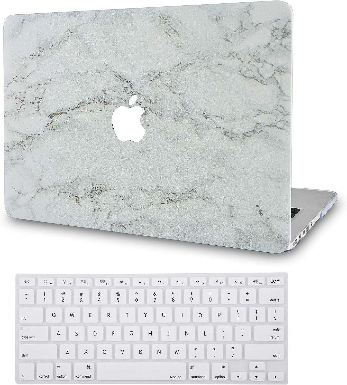 Funda con teclado para MacBook Pro antiguo de 13A1278(MX56)