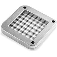 """New Star Foodservice 37418 French Fry Cutter Replacement Blade, 1/2"""", Metallic"""