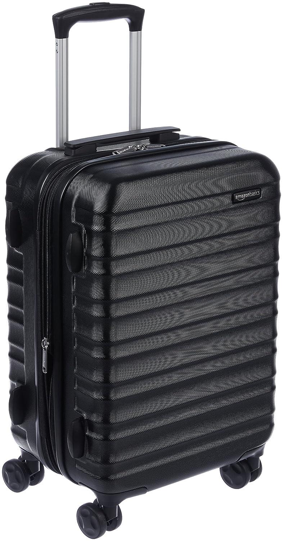 AmazonBasics Hardside Suitcase with Wheels, 20
