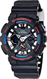 Casio G-Shock Analog-Digital Black Dial Men's Watch - GA-120TR-1ADR (G656)