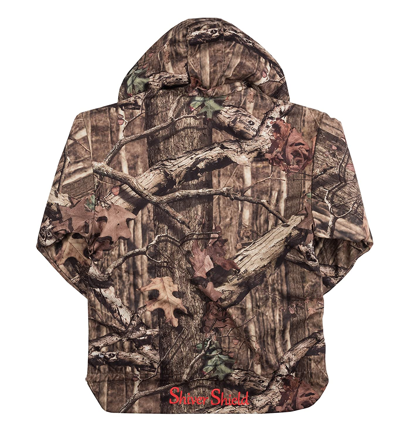 04cb3b75cfbaf Amazon.com : Shiver Shield Men's Insulated Hunt Jacket for Extreme Cold  Temperatures- Camo : Sports & Outdoors