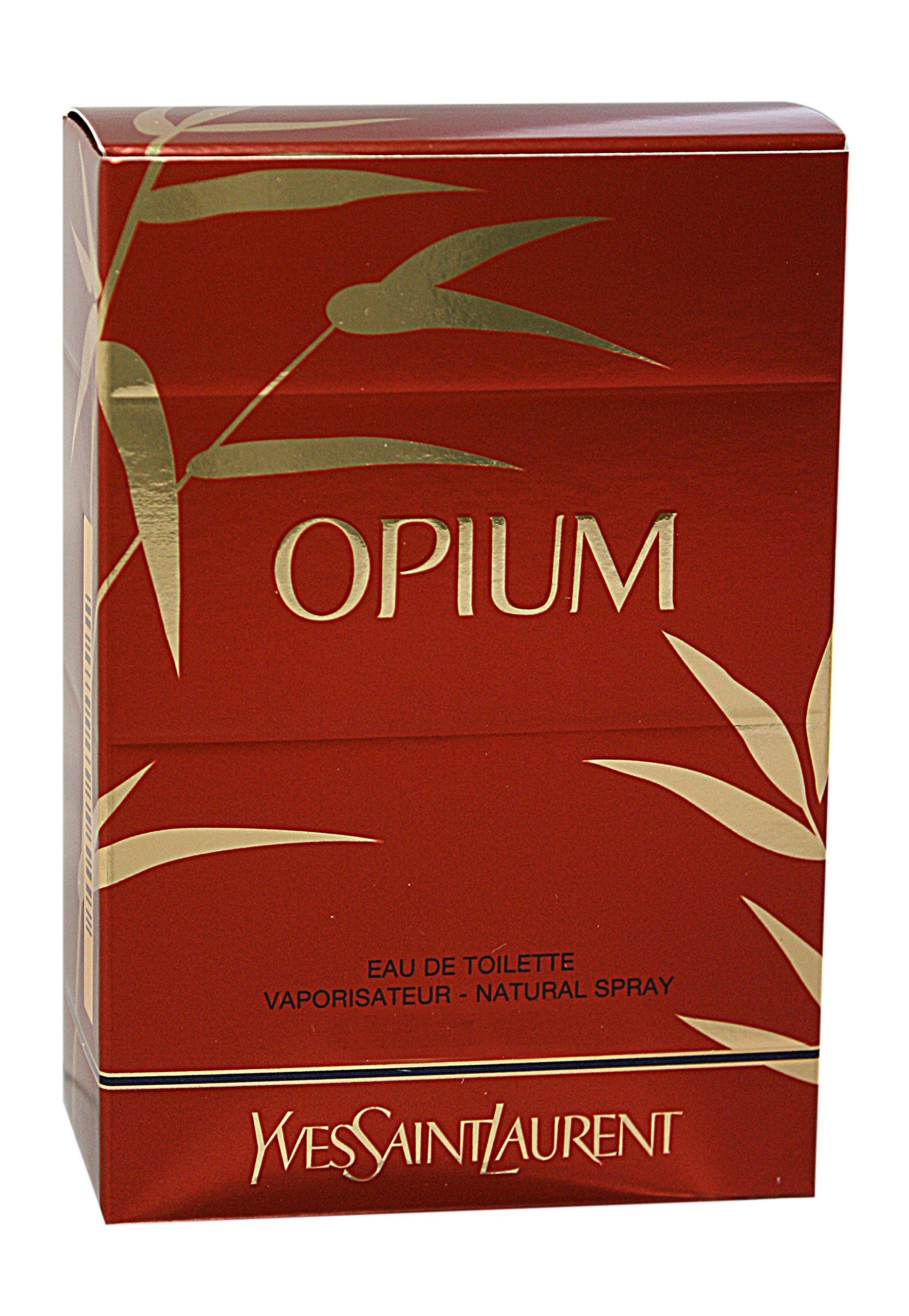 Opium for Women Eau de Toilette Natural Spray 50ml. 1.6 FL. OZ.