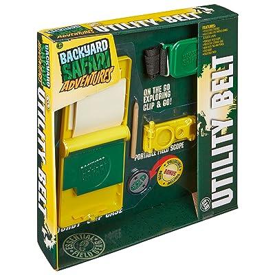 Backyard Safari Utility Belt Toy: Toys & Games