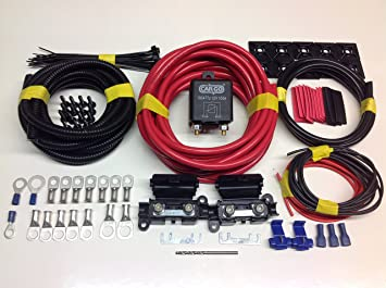 3mtr professional split charge system 12v 100amp heavy duty relay 3mtr professional split charge system 12v 100amp heavy duty relay sckc043 asfbconference2016 Image collections
