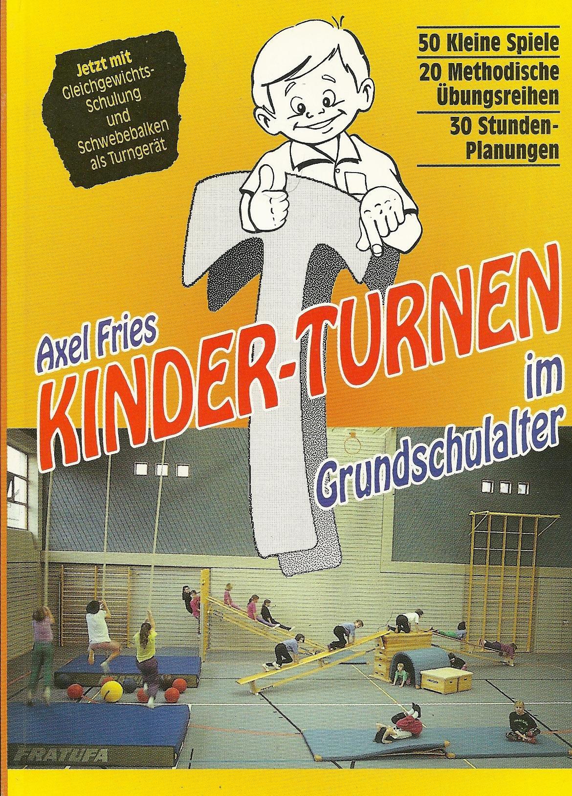 Kinderturnen im Grundschulalter