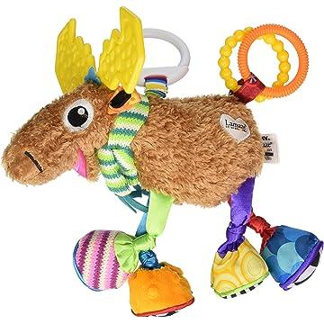 mini Lamaze Clip & Go Moose