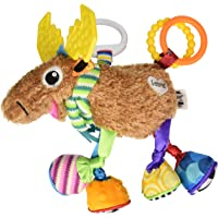 Lamaze LC27014 Mortimer the Moose, 0-24 meses