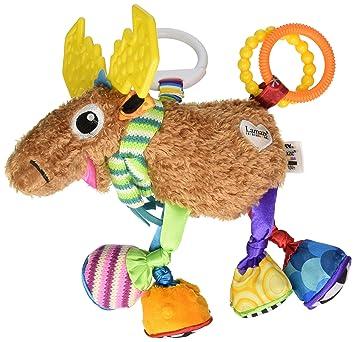 Amazon Com Lamaze Mortimer The Moose Baby Toys Baby